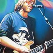 Trey Anastasio And Lights Art Print