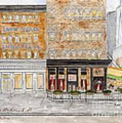 Tribeca Art Print