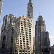 Tribune Tower Chicago Art Print