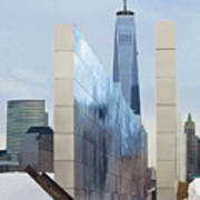 Tribute To Sept 11 Art Print