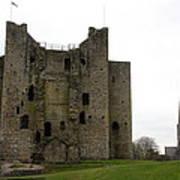 Trim Castle - Ireland Art Print