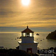 Trinidad Memorial Lighthouse Art Print
