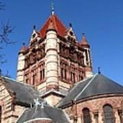 Trinity Church Boston Art Print