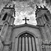 Trinity Episcopal Cathedral Art Print
