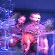 tripy photo of Dave Matthews Art Print