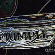 Triumph 2 Art Print