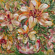 Tropical Beauties Art Print