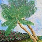 Tropical Flair Art Print