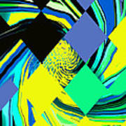 Tropical Impressions Art Print