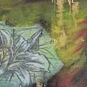 Tropical Lily No.3 Art Print