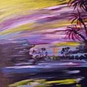 Tropical Magic Art Print