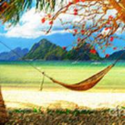 Tropical Peace Art Print