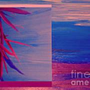 Tropical Sunrise By Jrr Art Print by First Star Art