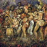 Tropicana Havana Art Print