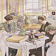 Trousseau, Pub. In Lasst Licht Hinin Art Print