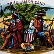True Americans Art Print