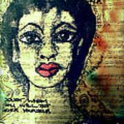 True Beauty Is Soul-deep Art Print