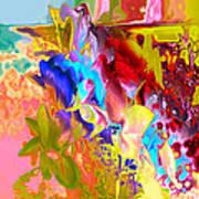 True Colours Art Print by Soumya Bouchachi