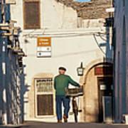 Trulli Houses Alberobello Apulia Puglia Art Print