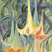 Trumpets Art Print