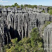 Tsingy De Bemaraha Madagascar 1 Art Print