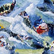 Tsunami 3 Art Print