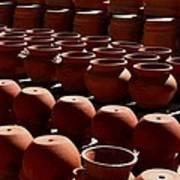 Tubac Pottery Factory Art Print