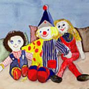 Tuffys Toys, 1993 Art Print
