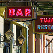Tujague's Bar And Restaurant Art Print