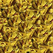 Tulip Duvet Art Print