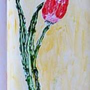 Tulip For You Art Print