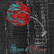 Tulip - Vivre Et Aimer S11ct04t Art Print