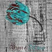 Tulip - Vivre Et Aimer S12ab4t Art Print
