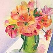 Tulips For Mother's Day Art Print