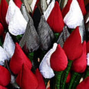Tulips For Sale Art Print