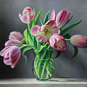 Tullips From Holland Art Print