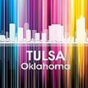 Tulsa Ok 2 Art Print