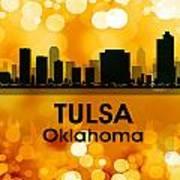 Tulsa Ok 3 Art Print