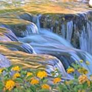 Tumbling Waters Art Print