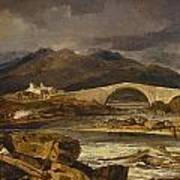 Tummel Bridge Art Print