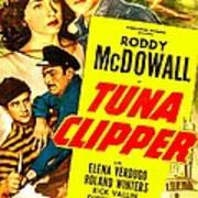 Tuna Clipper, Us Poster, Top From Left Art Print