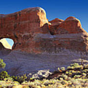 Tunnel Arch - Arches National Park Art Print