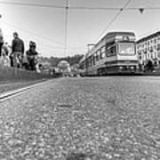 Turin Trolley Art Print