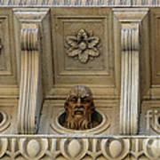 Tuscan Architectural Details Art Print