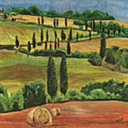 Tuscan Dream 1 Art Print