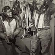 Tuskegee Airmen, 1945 Art Print