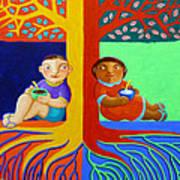 Tutong Tree Print by Paul Hilario