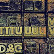 Tv IIi Art Print