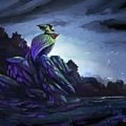 Twilight Hour Art Print