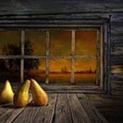 Twilight Of The Evening Art Print by Veikko Suikkanen
